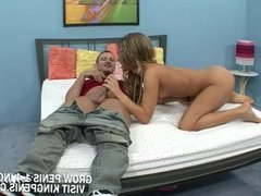 Awesome Teenagers Fucked Hard And Got A Cream
