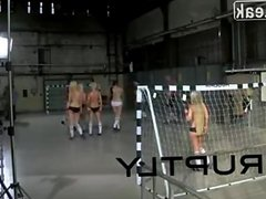 Germany Topless Micaela Schaefer nude footbal