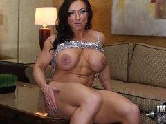 Brandi Mae 04 - Female Bodybuilder