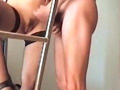 Hausfrau aus Muenchen Gebumst