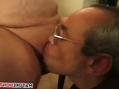 Large Teacher In A Threesome
