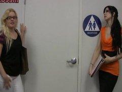 Just real female pee desperation full bladder