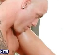 HD Blonde get a hot special massage