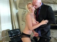 Brazzers - Getting My Husband A Raise