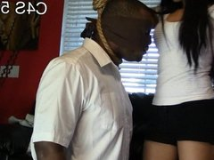 Raceplay verbal racial humiliation fun 2015