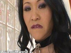 Big Ass Asian Babe Kitty Landgon Sucked Cock