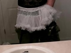 wearing diapers to work