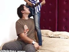Colombian couple sex tape