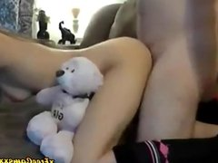 Amateur Couple Fucking With Facial On Cam