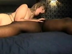 Swinger wife having interracial sex