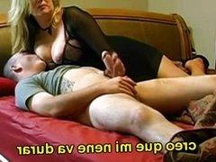 Madura con su hijastro subtitulado español