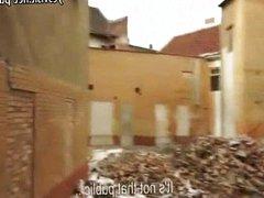 Black haired Czech slut slammed for cash
