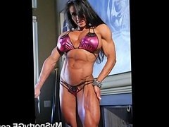 Fitness Muscle GFs Show It All!