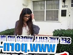 [Monsters of Cock] Mia Khalifa's Firs
