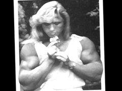 Female bodybuilding fbb bodybuilder muscles