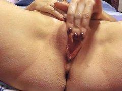 Pulsating Pussy Orgasm
