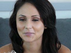 HD - CastingCouch-X Ariana Marie fucks cock