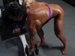 Denise Masino 16 - Female Bodybuilder