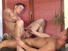 Cute stepfather hardcore anal sex