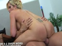 BROOKE HAVEN This blonde was horny