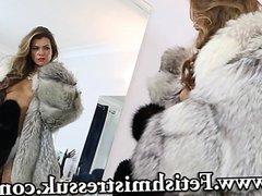 Fur Fetish Mistress Victoria