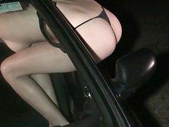 Sexy girl anal pov
