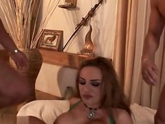 Natural tits anal sex
