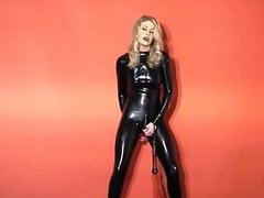 Ginger Black latex