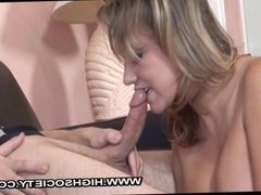 Busty Nikki Sexx Riding Cock