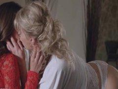 Olga and Tanya Erotic Lesbians