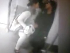 DELHI METRO CCTV FOOTAGE LEAKED - COUPLE ----