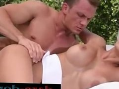 Sexy Latina Gets Fucked In The Ass