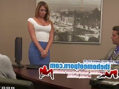 [Big Tits at School] – Teaching The Teacher (
