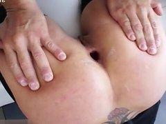 Big tits   awesome anal