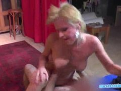 Rough fuck for nasty czech amateur