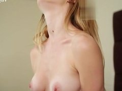 Big boobs   first anal fuck