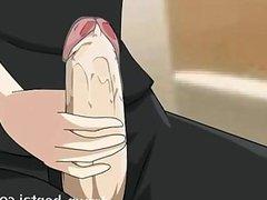 Sword art Hentai - Asuna play mode