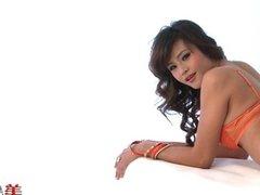 Thailand Model Hannah Lee