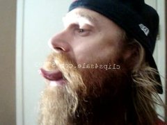 Beard Tongue Spit KB (Videos 1 to 7 Previews)