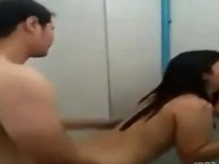 Couple Shower Fucked