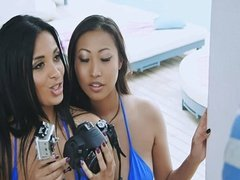 Sharon Lee, Anissa Kate - Have A Threesome