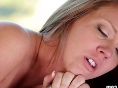 WebYoung Maddy O'Reilly licks Teen Redhead