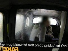 FakeTaxi - Tit flash for taxi cash