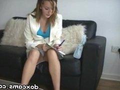 Young Teen Sophia hot upskirt