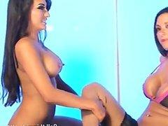 Dirty Jada & Tiffany Chalmers girl on girl 3