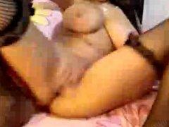 Sexy Latina Huge Natural Boobs