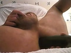 Dildo and Gaping Camboy