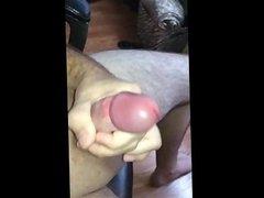 Cumming in slow motion !!!