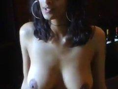 Busty Indian Flashing