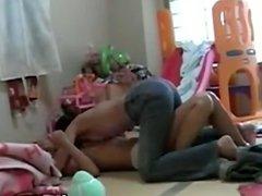Amateur Asian Lesbians